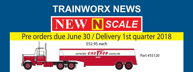 trainworx trailer and tankers